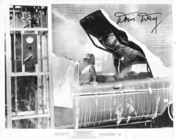 Doris Day's Carwash Scene