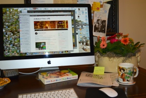 Wide Screen Blogging