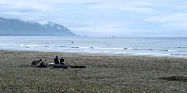 Couple near Eureka California