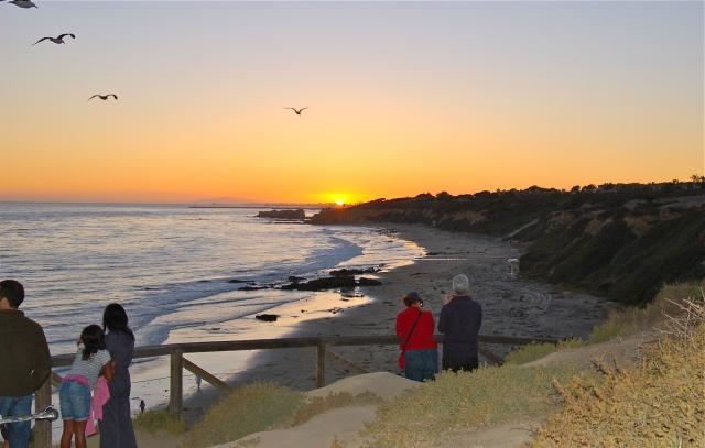 Sunset Corona Del Mar