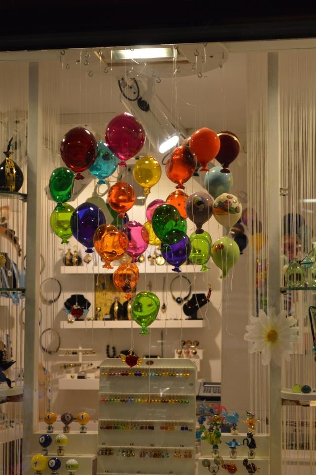 Murano Glass Balloons  Venice