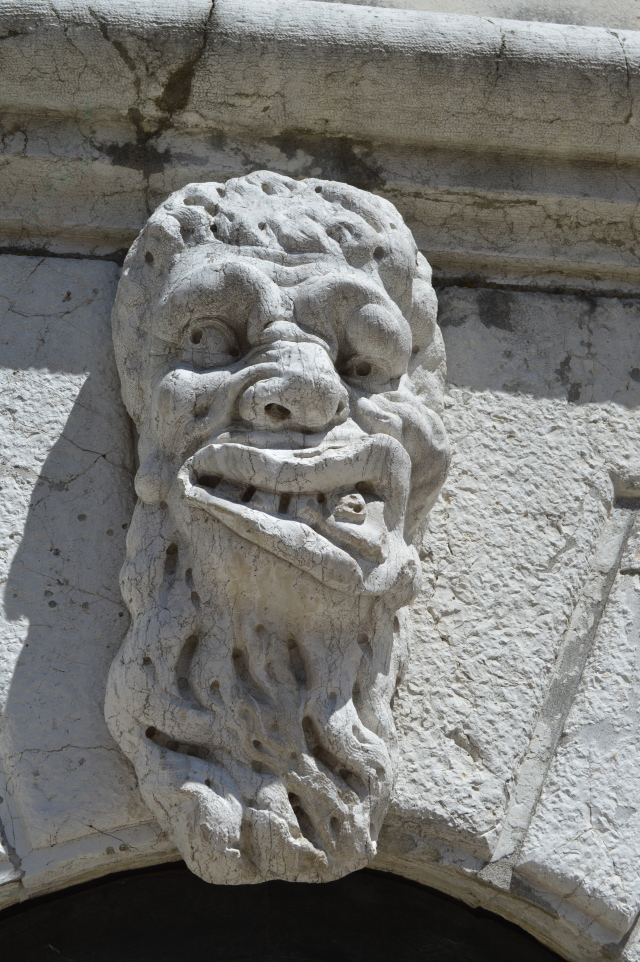 Grotesque Head  Church of Santa Maria Formosa, Venice