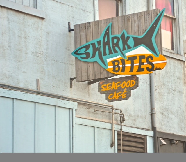 Shark Bites Restaurant Coos Bay Oregon