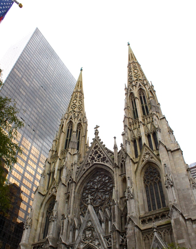 Church New York City