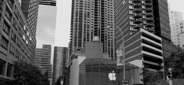 Apple Store NYC