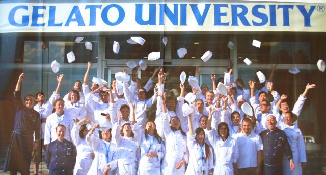 Gelato University Graduation Day